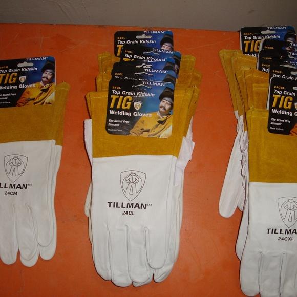Tillman 24CXL Top Grain Kidskin Welding Gloves Size XL
